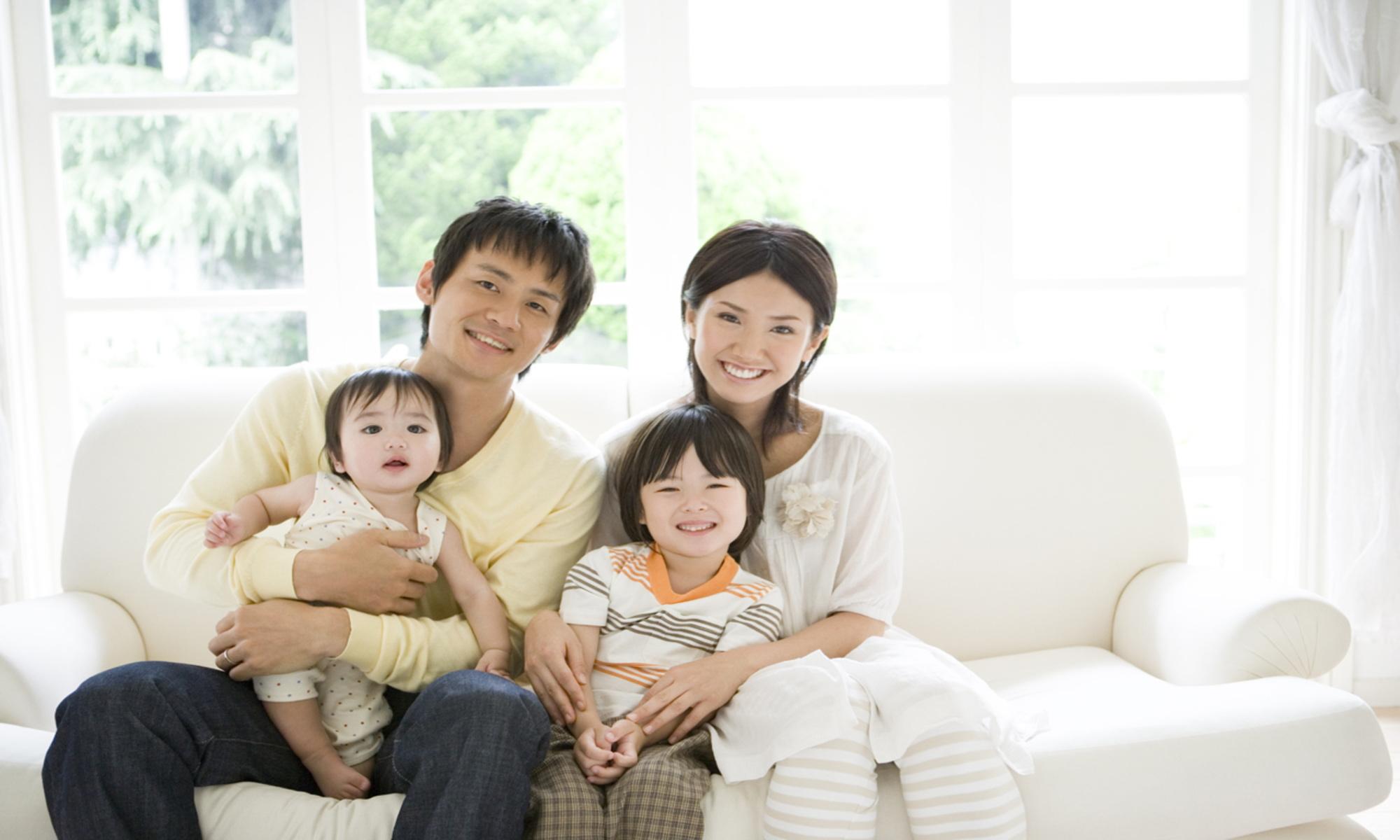 豊島区池袋の結婚相談所お見合いイメージ家庭家族